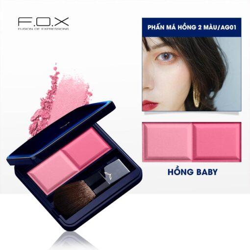 AG Phấn Má Hồng Stunning Blush Tạo Khối 7g