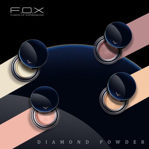 Phấn Mắt FOX Diamond Powder Dạng Kem 5g