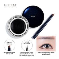 EG01 Gel Kẻ Viền Mắt Long Wear Eyeliner Lâu Trôi 5g