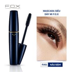 FV01 Mascara Charm Siêu Dày Mi 8ml