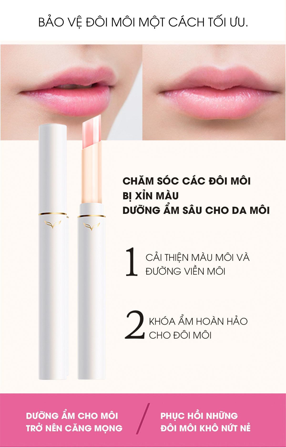 Son Dưỡng Moisturizing Lipstick