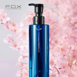 QS01 Dầu Tẩy Trang Sakura Cleansing Oil Hoa Anh Đào 200ml