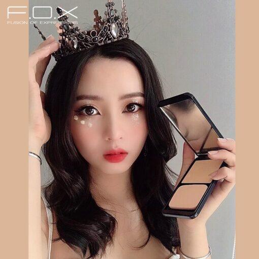 TC Kem Nền Moisture Cream Compact SPF 27++ Dạng Nén 12g