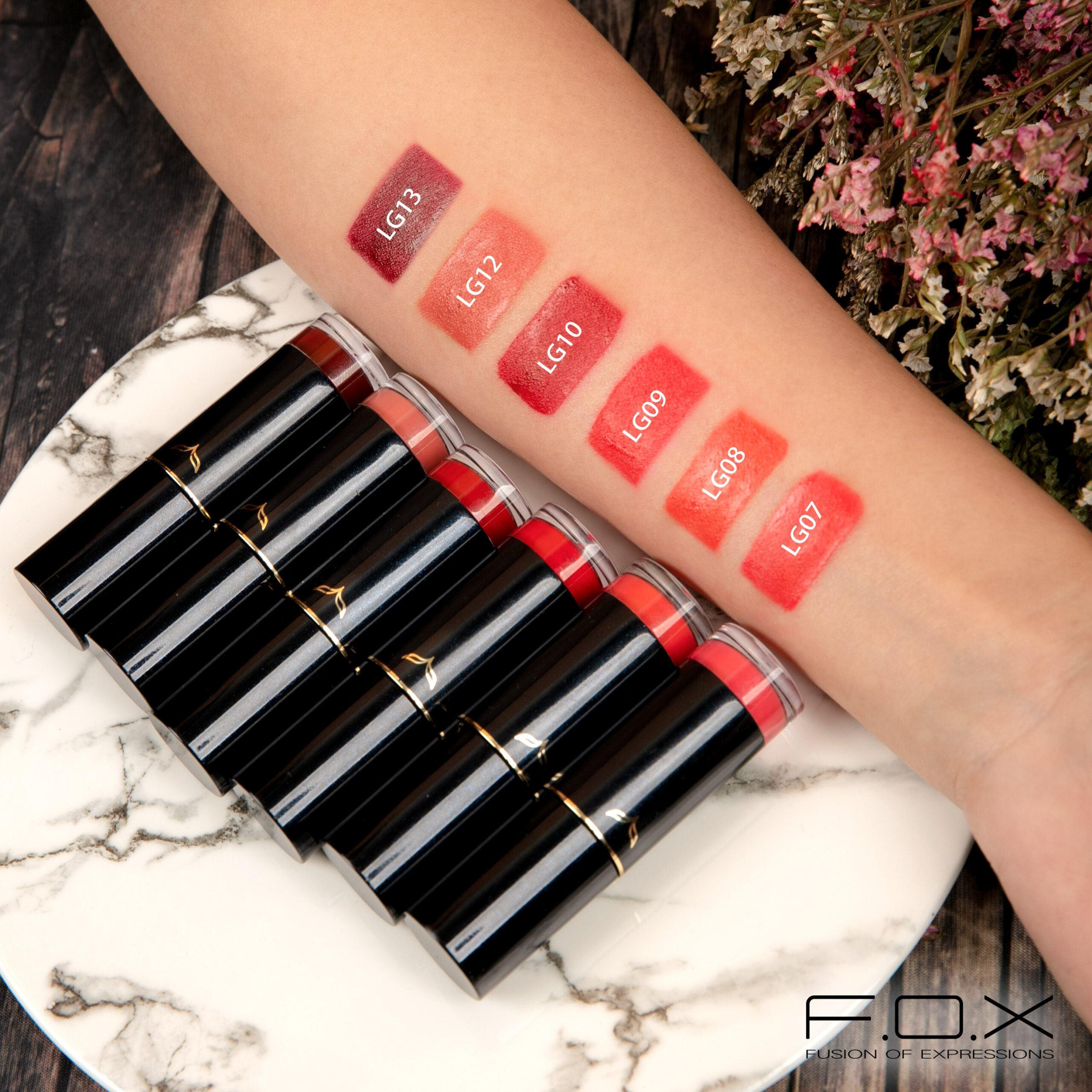Mã Số Màu Son Tint Hydrating Lip Polish 7ml