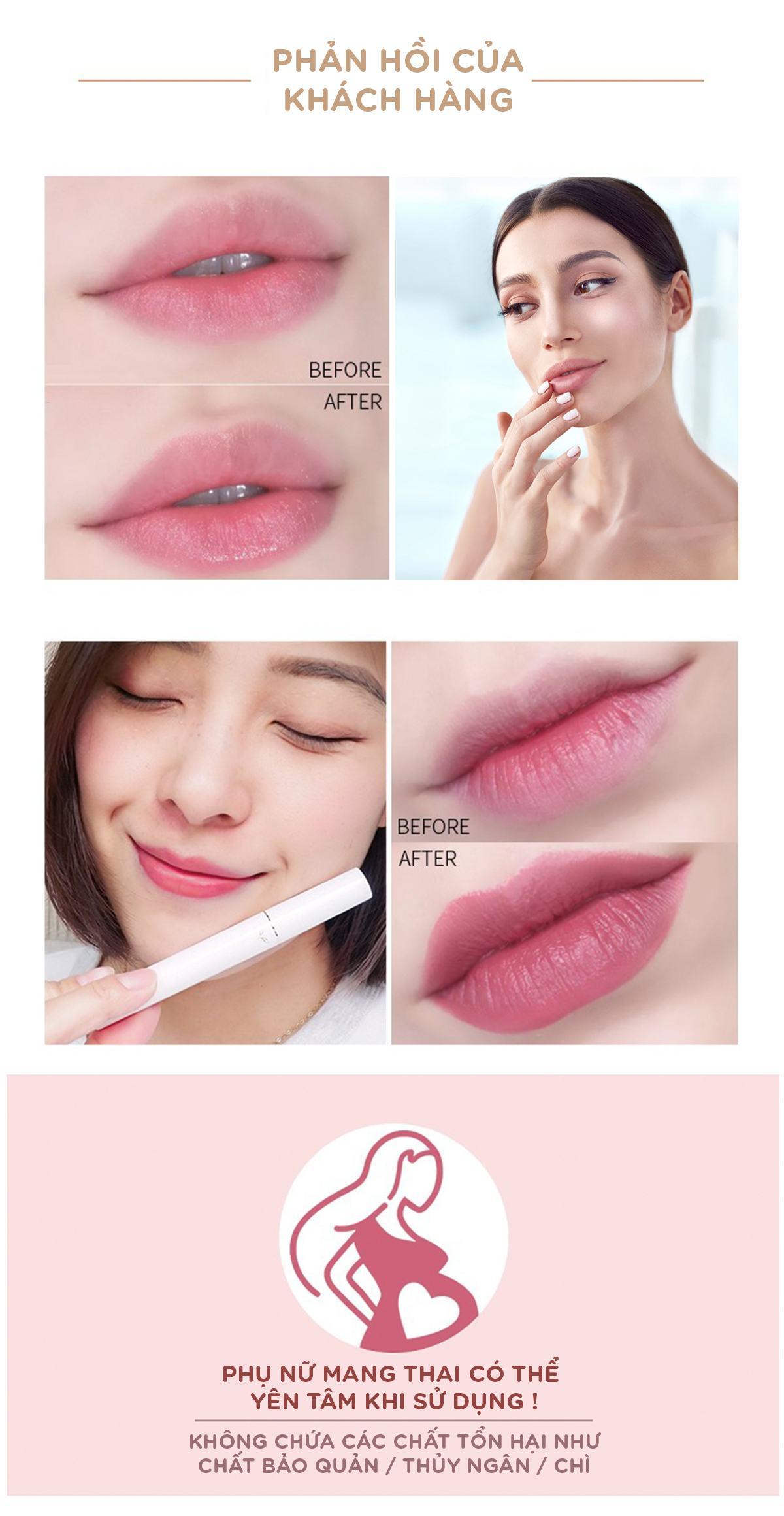 Đánh Giá Của Khách Về Son Gió Moisturizing Lipstick