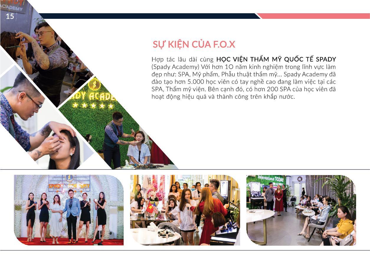 SỰ KIỆN FOX