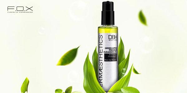 Dầu tẩy trang DBH Green Apple Premium Cleansing Oil