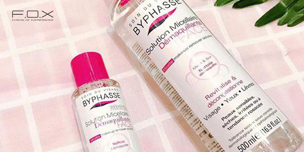 Nước tẩy trang Byphasse Solution Micellaire Makeup Remover