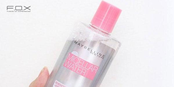 Nước tẩy trang cho da dầu mụn Maybelline Micellar Water