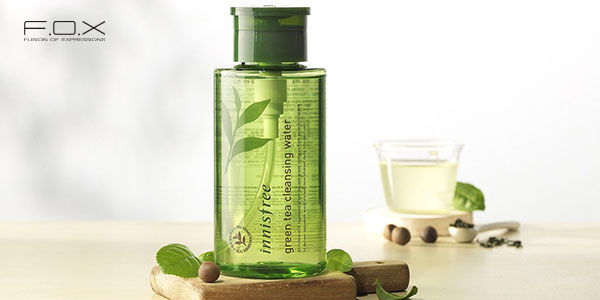 Nước tẩy trang cho da mụn Innisfree Green Tea Cleansing Water
