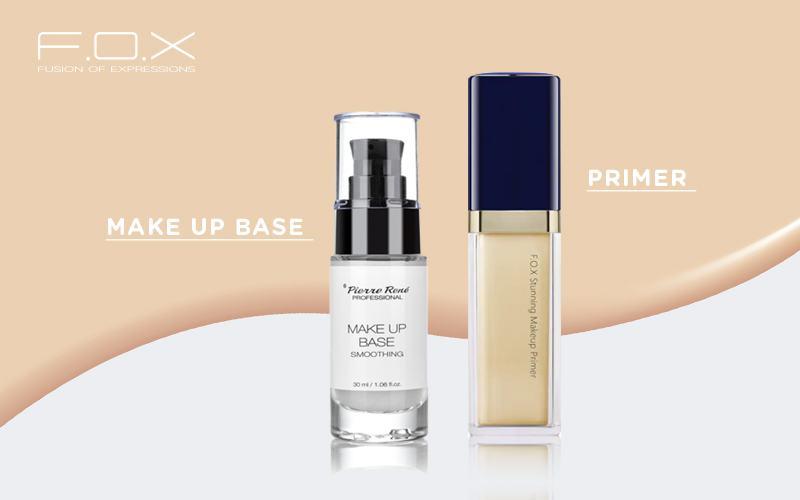 Kem lót make up base và primer