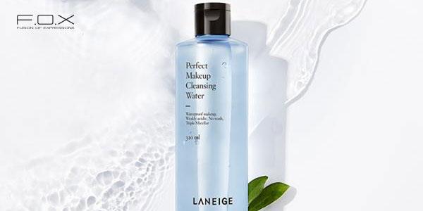 Laneige Perfect Makeup Cleansing Water - Nước tẩy trang cho da khô bảo vệ lớp màng ẩm tự nhiên