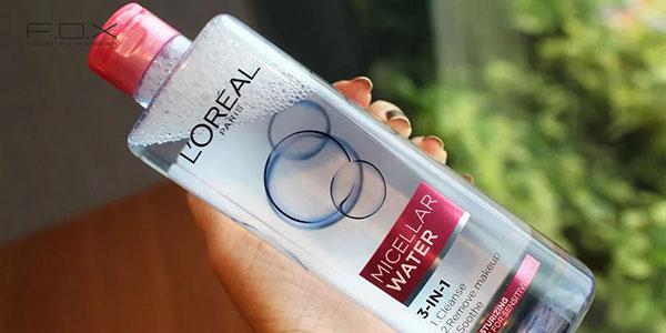 L'Oreal Micellar Water Refreshing - Nước tẩy trang cho da khô giá bình dân