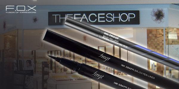 Top chì kẻ mắt tốt nhất đến từ The Face Shop