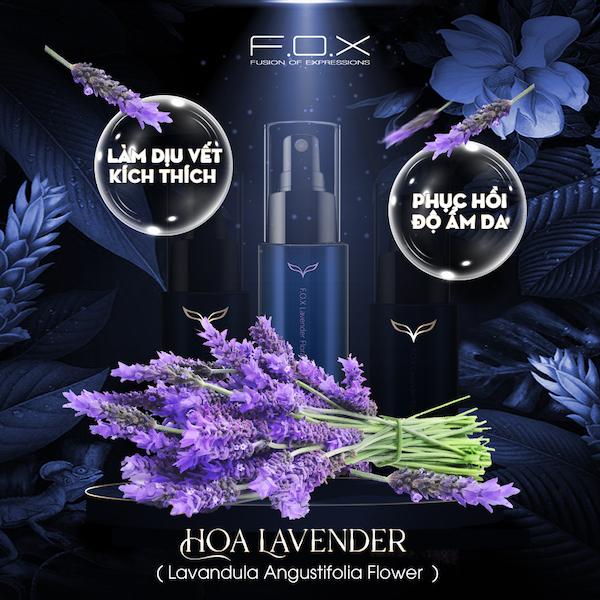 Công Dụng Của Nước Thần Tái Tạo Da Hương Hoa Lavender