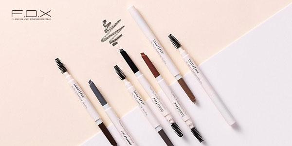 Bút kẻ chân mày phẩy sợi Innisfree Auto Eyebrow Pencil