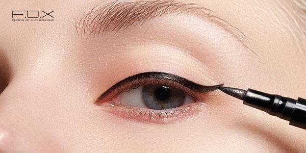 Cách sử dụng chì kẻ mắt Merzy Another Me The First Pen Eyeliner