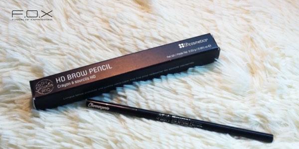 Chì kẻ chân mày tốt BH Cosmetics Studio HD Brow Pencil