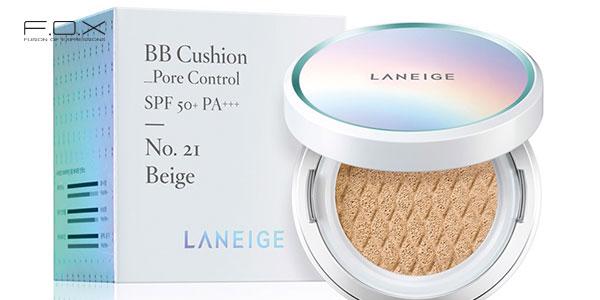 Phấn nước cho da mụn Laneige BB Cushion Pore Control