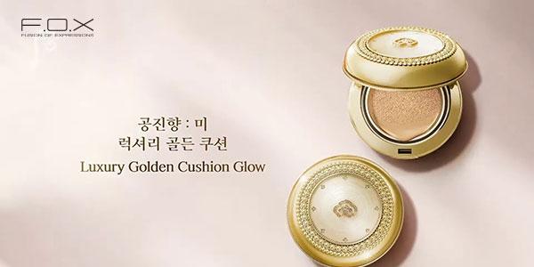 Phấn nước cho da mụn Whoo Luxury Golden Cushion