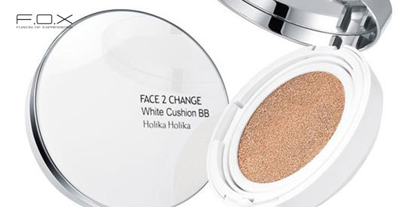 Phấn nước cho da nhạy cảm Holika Holika Face 2 Change White