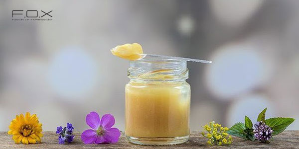 Sữa ong chúa làm đẹp da