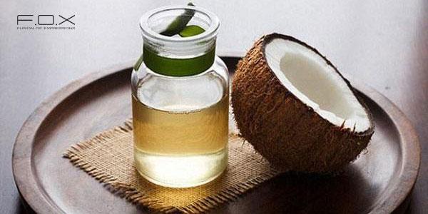 Cách trị mụn từ thiên nhiên với dầu dừa