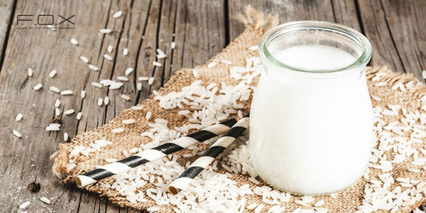 Cách trị thâm mụn từ thiên nhiên với nước gạo