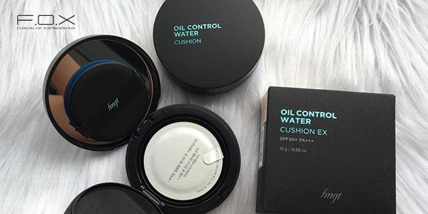 Phấn nước The Face Shop Miracle Oil Control Water Cushion