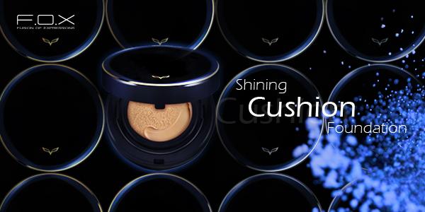 Phấn nước trang điểm Shining Cushion Foundation