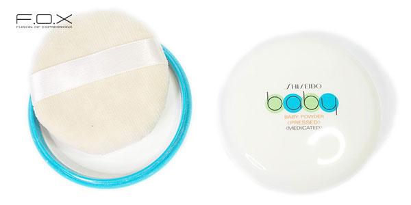 Phấn phủ cho da nhạy cảm Shiseido Baby Powder Pressed