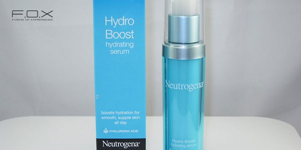 Serum cấp nước cho da khô Neutrogena Hydro Boost Hydrating