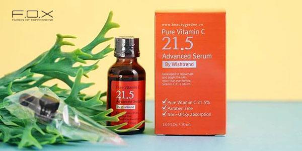 Serum cấp nước cho da khô Pure Vitamin C 21.5 Advanced