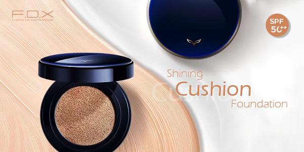 Shining Cushion Foundation - Phấn nước che khuyết điểm hoàn hảo cho mọi làn da