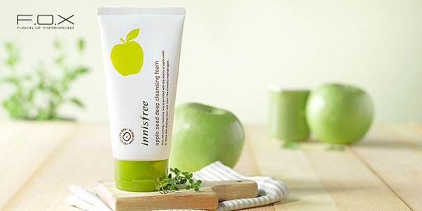 Sữa rửa mặt Innisfree Apple Seed Deep Cleansing Foam