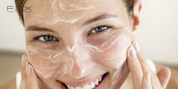 Tác dụng của sữa tươi không đường với da mặt