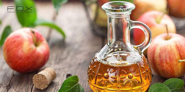 Cách trị sưng môi với giấm táo