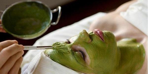 Công thức mặt nạ bột trà xanh