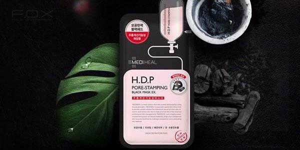 Mặt nạ Mediheal H.D.P Pore-stamping Black Mask Ex