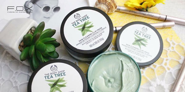 Mặt nạ Tea Tree Skin Clearing Clay Mask