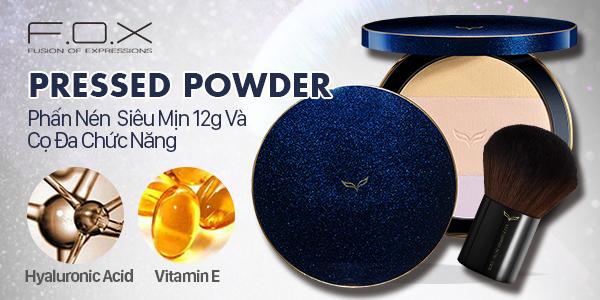 Phấn phủ dạng nén Pressed Powder