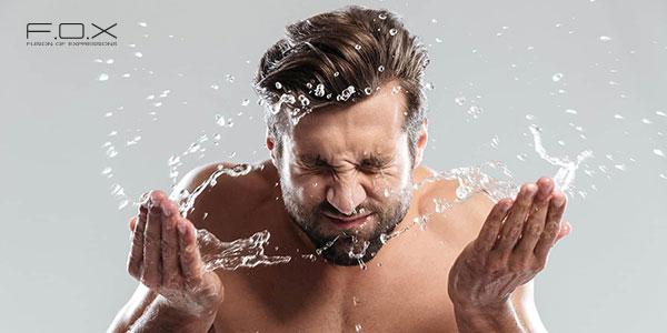 Sữa rửa mặt cho nam da nhờn và mụn