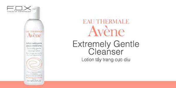 Sữa rửa mặt không bọt Avene Extremely Gentle Cleanser Lotion