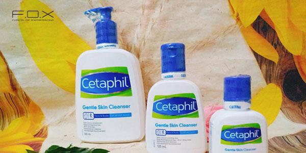 Sữa rửa mặt không bọt Cetaphil Gentle Skin Cleanser