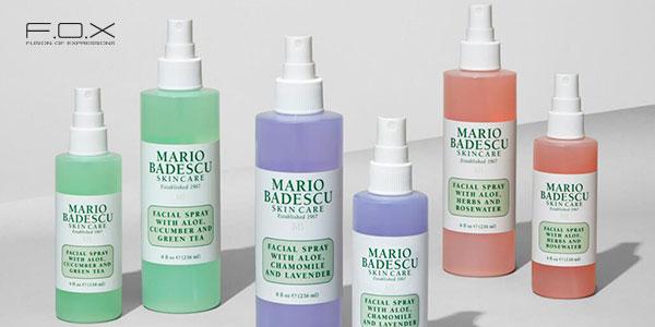 Xịt khoáng cho da dầu Mario Badescu Facial Spray