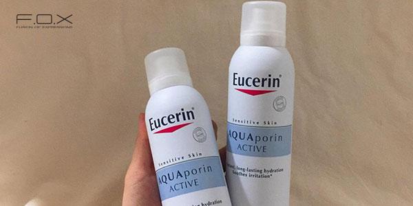 Xịt khoáng dưỡng ẩm cho da nhạy cảm Eucerin Hyaluron Mist Spray Sensitive Skin