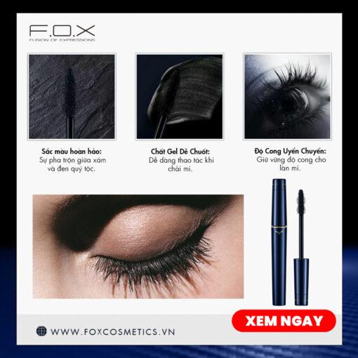 Mascara Thông Minh Multi Function 2 Công Dụng 8.5ml
