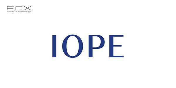 Giới thiệu về thương hiệu Iope