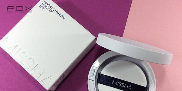 Phấn nước Missha Magic dòng Moist Up SPF50+ PA+++