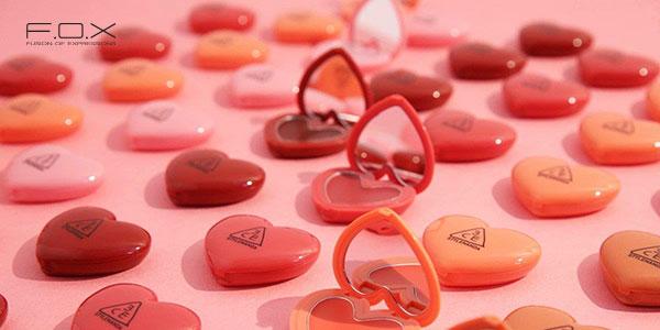 Son dưỡng môi 3CE Heart Pot Lip